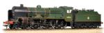 31-214 Bachmann Branchline LMS Patriot Class 45538 'Giggleswick' BR Lined Green E/Emblem